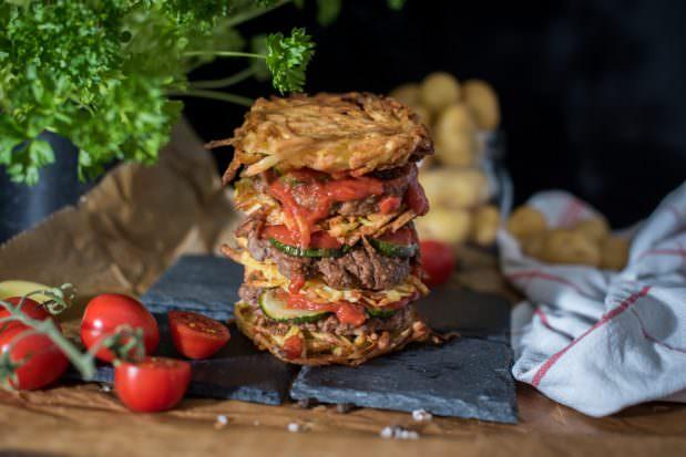 IMAGEFOTOS FÜR FOOD FIRMEN vom Kunde Fittaste, Trier